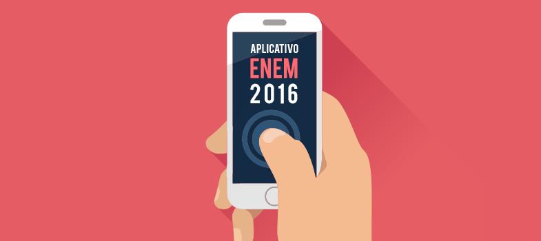 Aplicativo Gratuito para o ENEM 2016