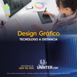 Design Gráfico em 2 anos.
